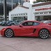 NEW 2014 Porsche Cayman S 981 FIRST PICS in Beverly Hills 90210 Guards Red 1201