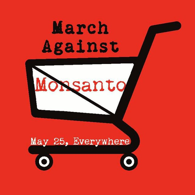 March against Monsanto - 25 May 2013 - Worldwide