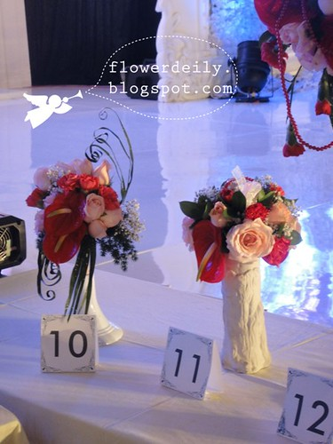 wedding hand bouquet competition ipbi 2013 10