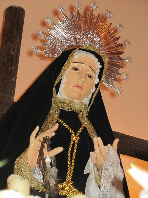 Nuestra Señora de la Soledad, de Campanario (Badajoz)