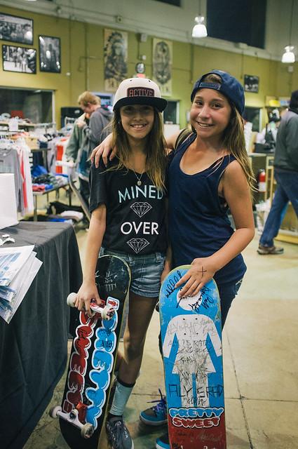 #skateboardinggirl active super star fans!