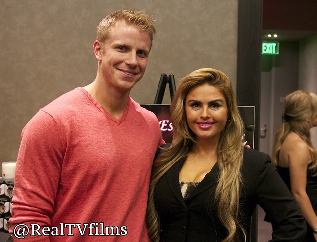 Sean Lowe, The Bachelor, Dancing With The Stars, #GBKmovieAwards, MTV Gifting Suite, W Hotel Hollywood