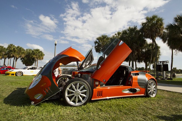Spyker Wide Open