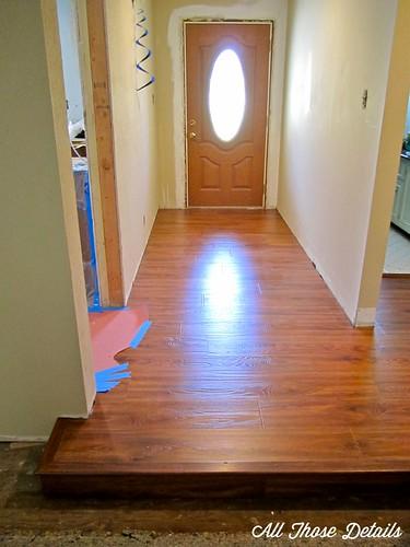 Entryway Floor