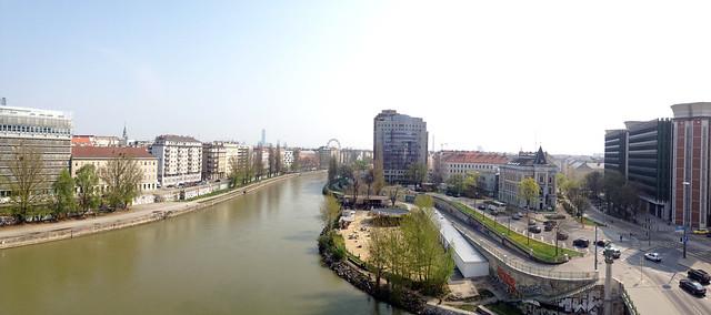 Panorama Donaukanal