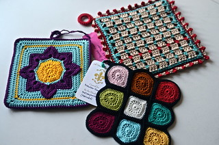 potholder swap 2013