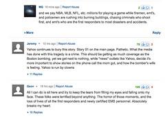 Yahoo Commentators