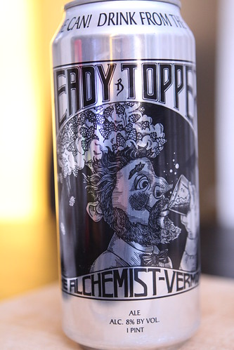 The Alchemist Heady Topper Can