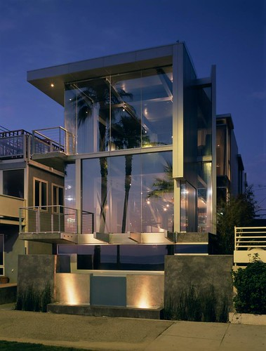 Panel House, David Hertz Architects S.E.A Studio