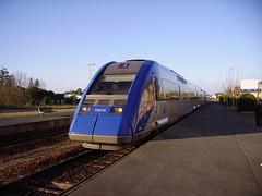 Autorail SNCF X 72574