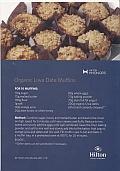 Dattel-Muffins Rezept