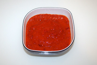04 - Zutat Ajvar / Ingredient ajvar