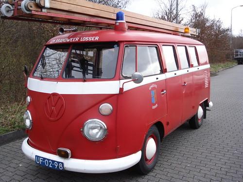 UF-02-98 Volkswagen Transporter kombi 1964