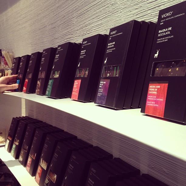 O vício. #chocolate #vioko #bcn