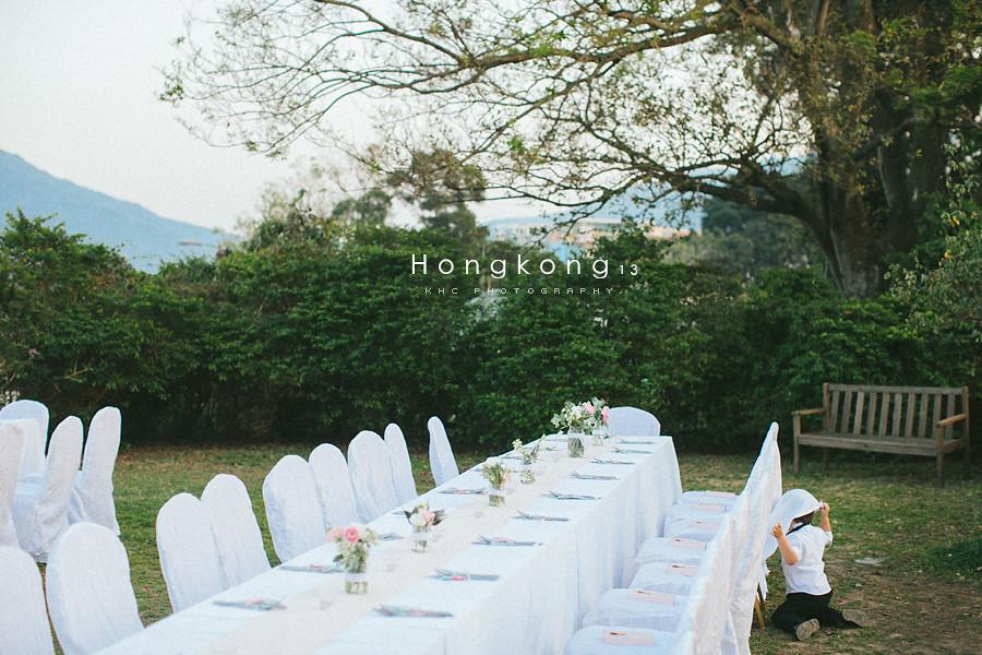 香港婚禮攝影