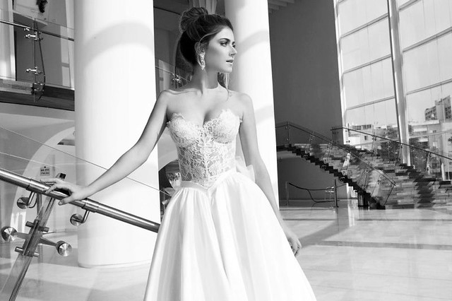 Nurit Hen 2013 Bridal Collection:超然忘我 - 2