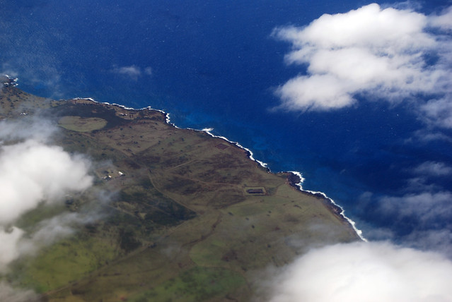 Mo'okini Luakini from Above