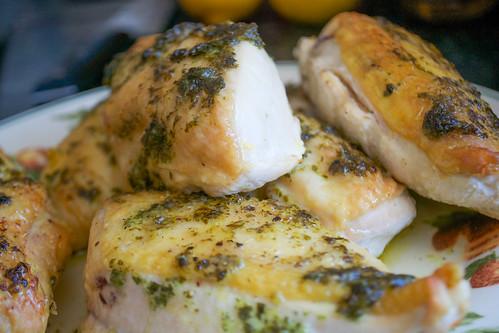 chicken provencale