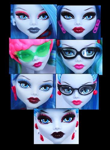Ghoulias by DollsinDystopia