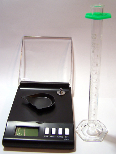 Calculating Specific Gravity of Gemstones
