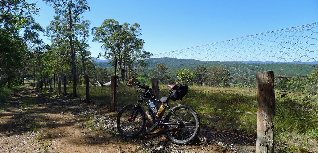 QLD/NSW Border Rabbit Fence