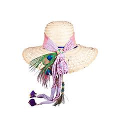 Peacock Sunhat