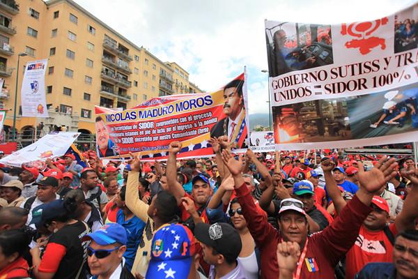 Marcha Chavista 3