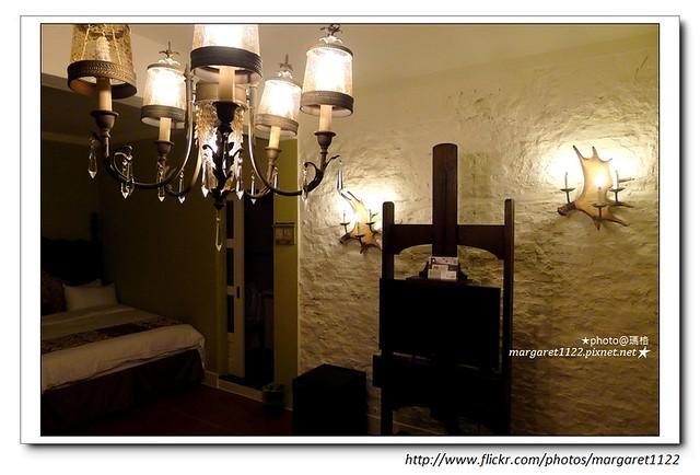 【宜蘭旅宿】阿卡薩城堡二館:陌上花開民宿