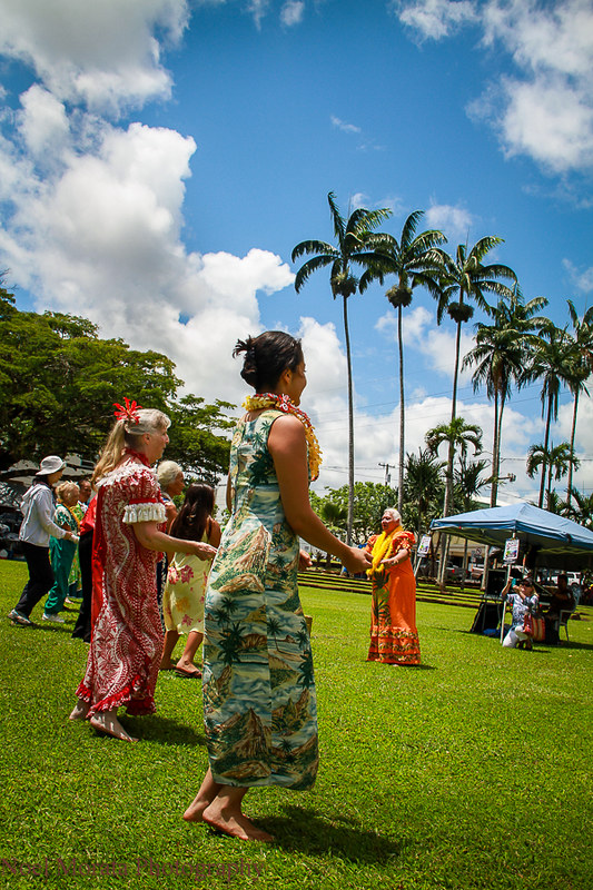 Beautiful Hilo and Lei Day Celebration