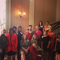 Today I had the honor of being among a group of ladies nominated for the 2013 ATHENA Award by the Macomb Foundation. This international award recognizes individuals who through their leadership contribute to their communities. Congratulations to the winner, Jennifer Morgan of Martha T. Berry Medical Care Facility.