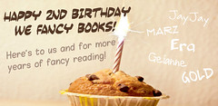 Blogoversary-WeFancyBooks