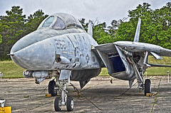 162710 Grumman F-14A Tomcat C/N 556 (National Naval Aviation Museum)