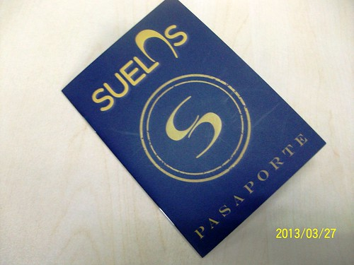 Suelas Loyalty Passport