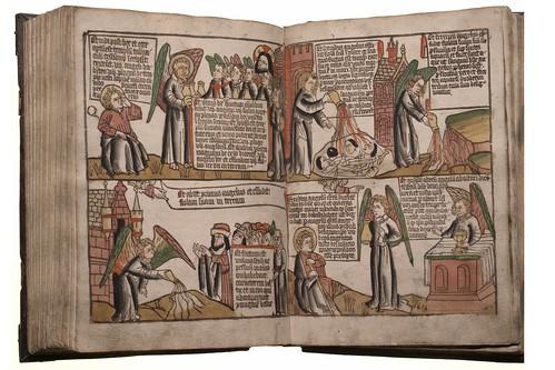 005-Apocalypsis Sancti Johannis-1470- Biblioteca Digital Mundial
