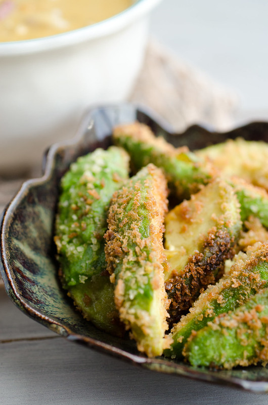 Avocado Dippers