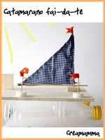 Catamarano CREAMAMMA