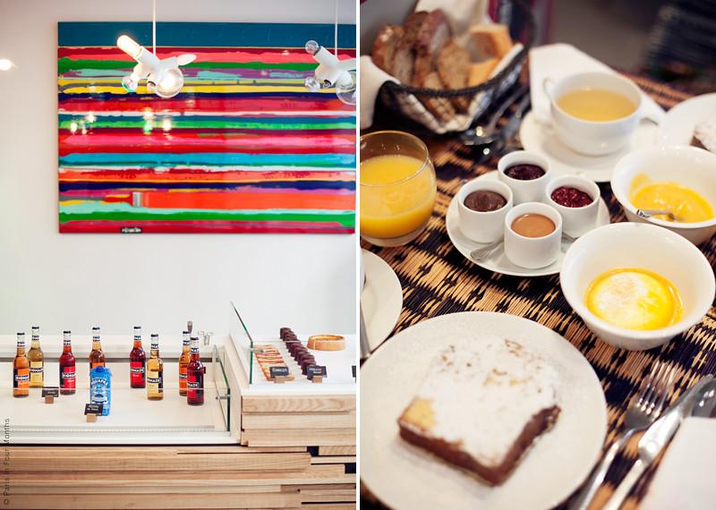 Breakfast at Colorova