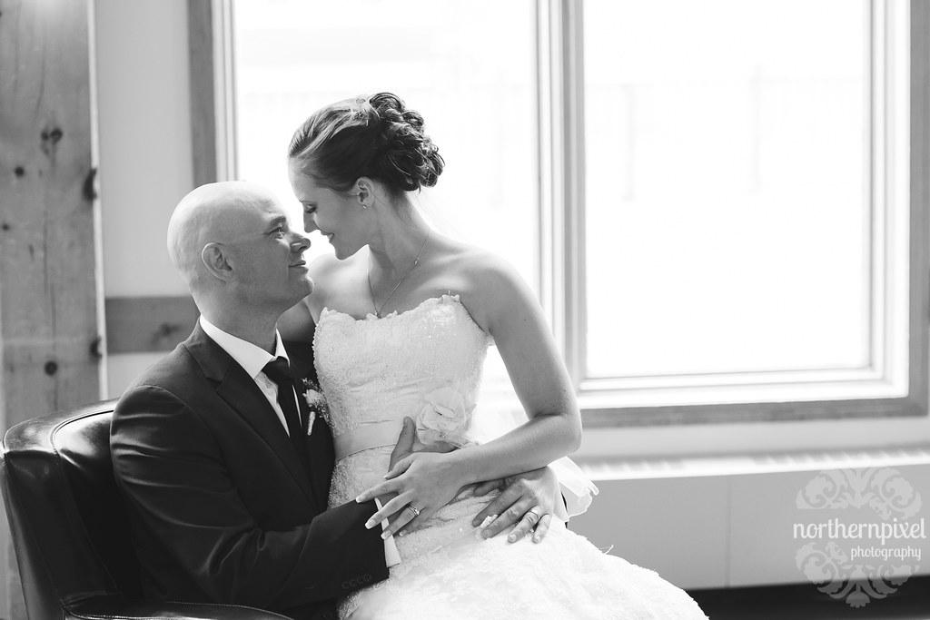 Melissa & Troy's Wedding Day