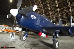 N7163M 22275 - 12155 - Martin AM-1 Mauler - Tillamook Air Museum - Tillamook, Oregon - 131025 - Steven Gray - IMG_8022