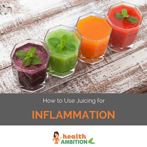 How to Use Juicing for Inflammation