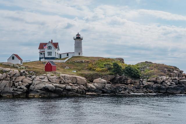Nubble Light Neddick Maine