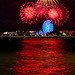 Fireworks Falling Over the Ferris Wheel-3.jpg by Milosh Kosanovich