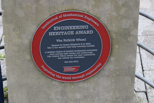 Photo of Red and black plaque № 41906