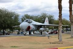 Grumman A-6E Intruder 154162 AJ-500 US Navy CVW-8