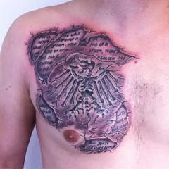 Rework On This Die Toten Hosen Bird With A Liverpool Fc Flickr