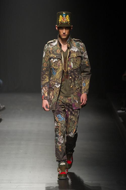 Robin Barnet3063_FW13 Tokyo DRESSCAMP(Fashion Press)