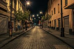 Centro Histórico de Noche