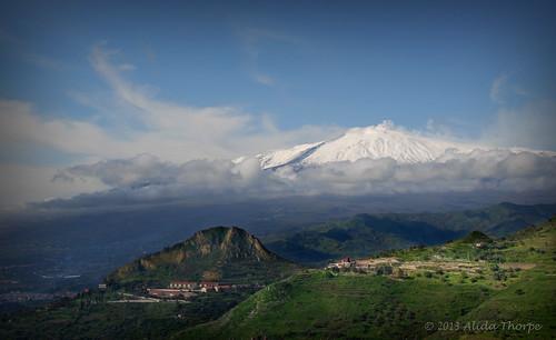 Mt Etna Sicily by Alida's Photos