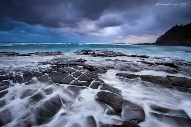 Garie Rockshelf