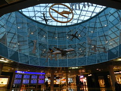 Killing 12+ hours at Frankfurt airport